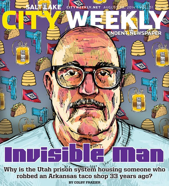 Rolk Kaastel was the subject of an August 2014 City Weekly cover story.