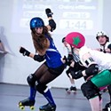 Roller Derby: WRD Beats TVRG-Twice