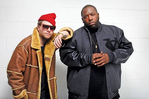 Run the Jewels - MICHAEL SCHMELLING