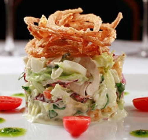 Ruth's Chris' chopped salad