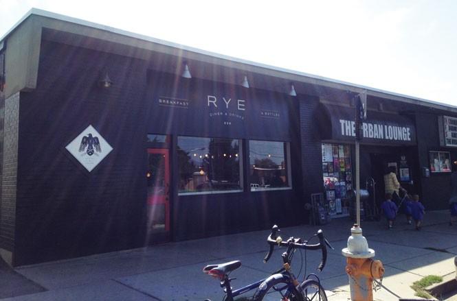 Rye Diner & Drinks - RACHEL PIPER