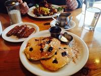 Sage's Pancakes
