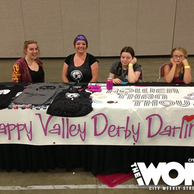 Salt City Derby Girls (5.18.13)