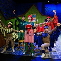 Salt Lake Acting Company: A Year With Frog & Toad