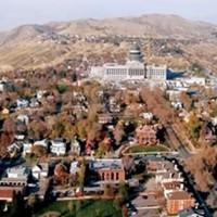 Salt Lake City mayor's greeting