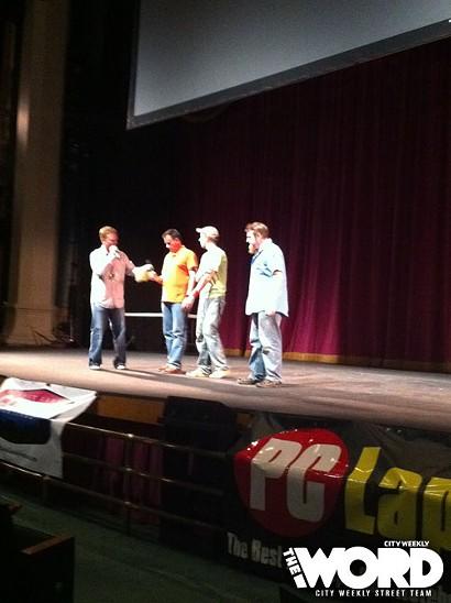 Salt Lake Comedy Festival Improv (6.11.11)