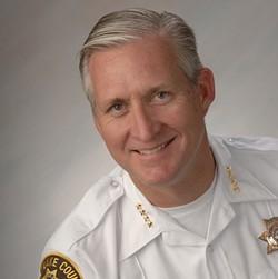 Salt Lake County Sheriff Jim Winder