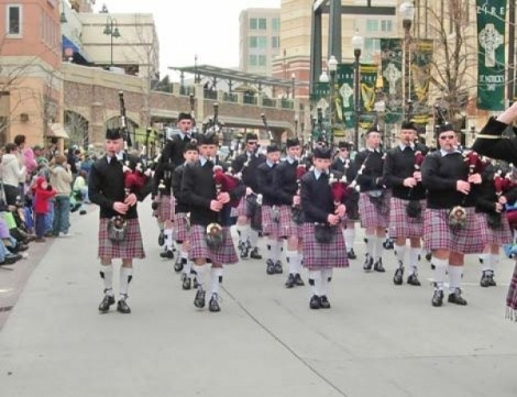 Salt Lake Scots Pipe Band - BRENDA STRINGHAM