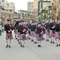 St. Patrick's Day Parade in SLC