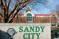 Sandy City hopes to build a public trail to relieve game-day congestion - NIKI CHAN