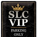 Select VIPs Park for Free at SLC Airport
