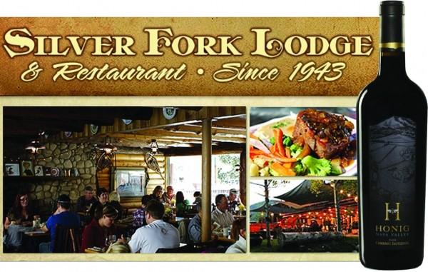Silver Fork Lodge & Honig Winery