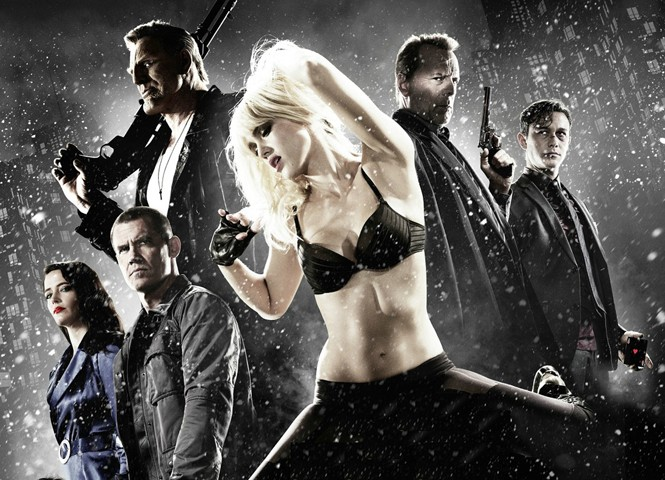 Sin City: A Dame to Kill For (TWC)