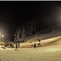 Skiing After Dark
