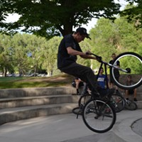SLC's fixie bike gang is more extreme than you