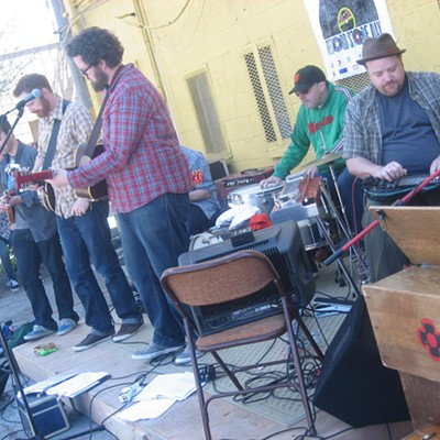 Slowtrain Records: 4/16/11