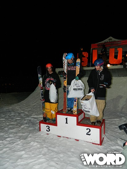 SLUG Games: Shred the Park After Dark (3.10.12)