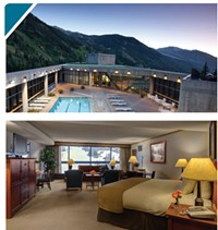 Snowbird's Cliff Lodge