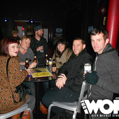 Soul to Sole Fundriaser at W Lounge (12.22.11)