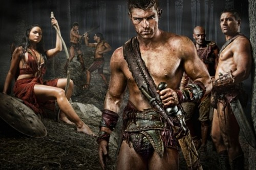 Spartacus: Vengeance - STARZ