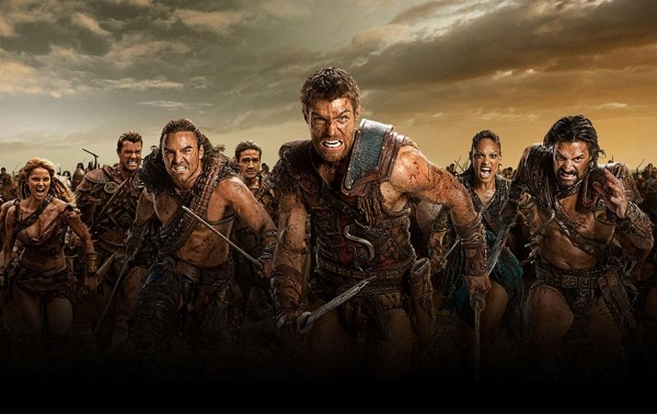Spartacus: War of the Damned - STARZ