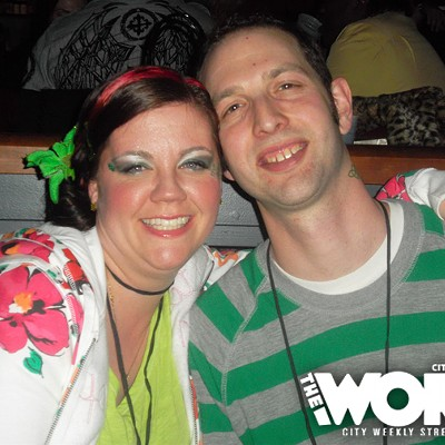 St. Patrick's Day Party at The Depot (3.17.12)