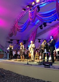 Steve Martin and Steep Canyon Rangers at Deer Valley