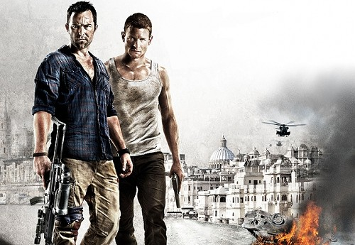 Strike Back - HBO
