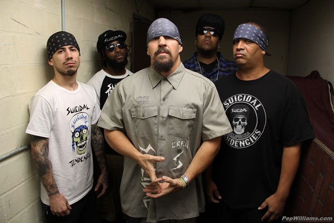 Suicidal Tendencies - PEPWILLIAMS.COM