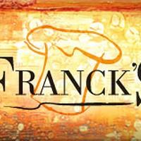 Tasting Tuesday @ Franck's
