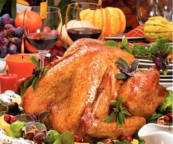 LEGO Minifigure Food DARK ORANGE Turkey Restaurant Thanksgiving