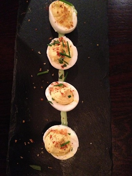 The Annex Deviled Eggs