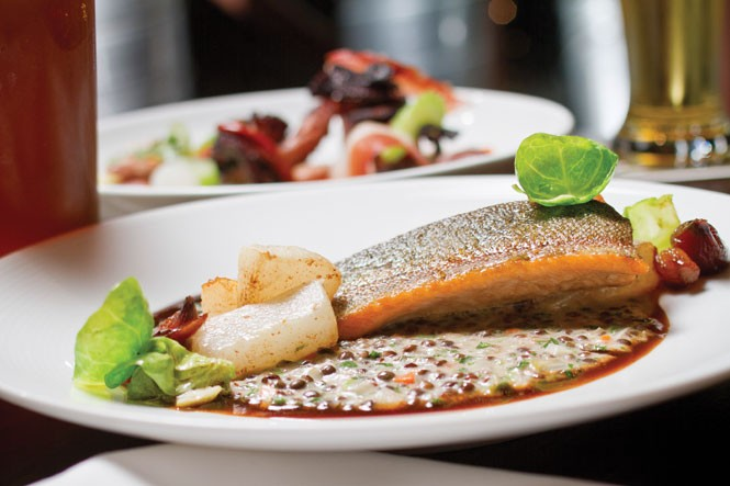 The Annex's Steelhead Trout