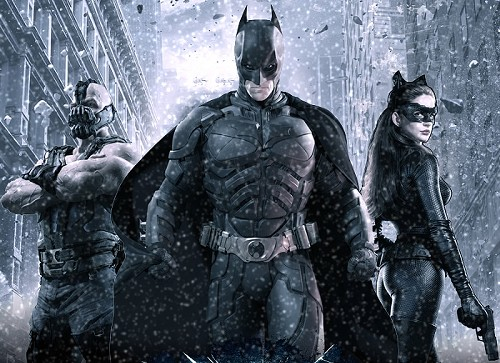 The Dark Knight Rises - WARNER BROS.