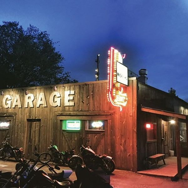 The Garage on Beck
