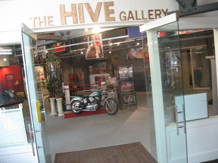 The Hive Gallery: 5/13/10