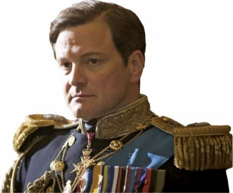 The King's Speech - COLIN FIRTH