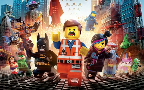 The Lego Movie - WARNER BROS.