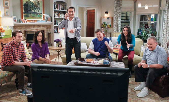The McCarthys (CBS)