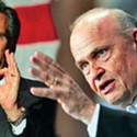 The Ocho   Signs the Mitt Romney 2008 presidential campaign is dead