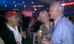 george_zinn_shares_a_laugh_with_carlene_gordon_walker_at_the_welcome_party.jpg