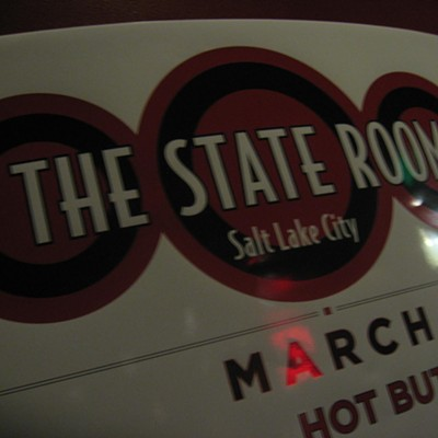 The State Room: 3/10/12