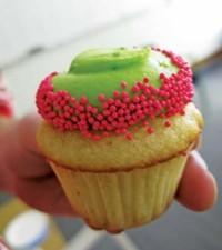 The Sweet Tooth Fairy, Mini's Cupcakes, Diva's Cupcakes & So Cupcake