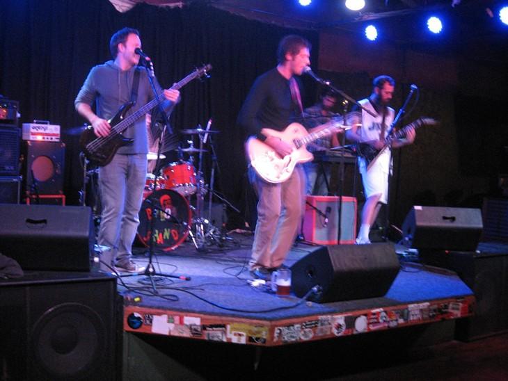 The Urban Lounge: 11/10/10