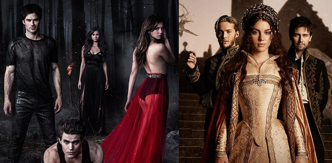 The Vampire Diaries, Reign (The CW)
