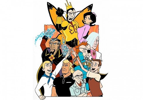 The Venture Bros. - ADULT SWIM