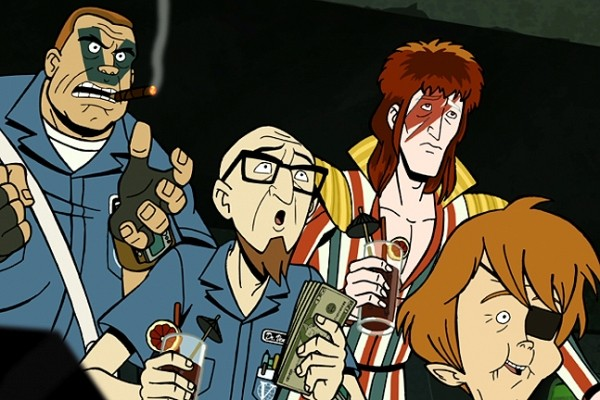 The Venture Bros - WARNER BROS.