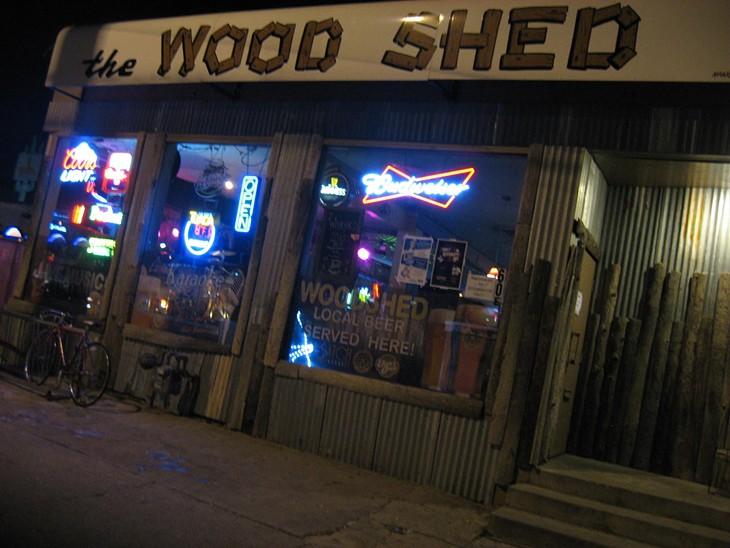 The Woodshed: 1/27/12