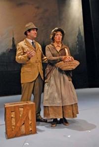 Theater | Good to <em>Fair</em>:<em> Short Shorts</em> and <em>My Fair Lady</em> kick off the Salt Lake City theater season.