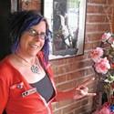 Tin Angel Cafe co-owner Robin Fairchild